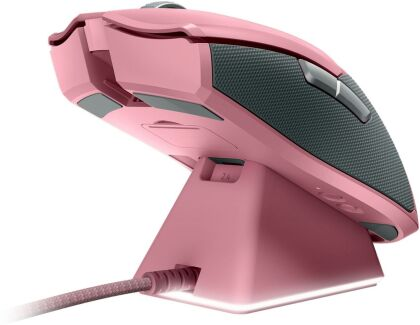 Razer Viper Ultimate Gaming Mouse + Dock - Quartz