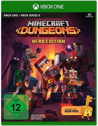 Minecraft Dungeons - (Hero Edition) (German Edition)