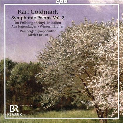 Bamberger Symphoniker & Fabrice Bollon (*1965) - Symphonic Poems Vol.2: Co