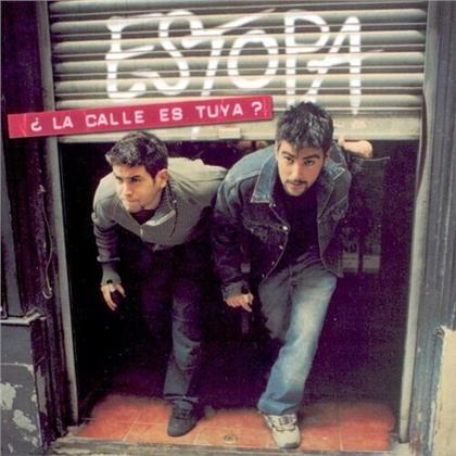 Estopa - La Calle Es Tuya (2020 Reissue, LP)
