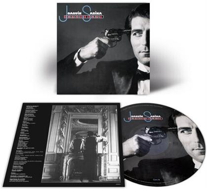 Joaquin Sabina - Ruleta Rusa (2020 Reissue, Picture Disc, LP)