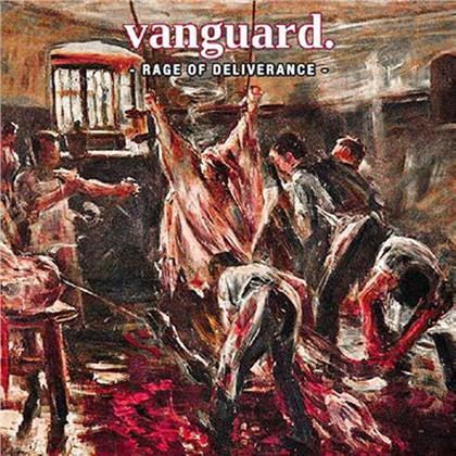 Vanguard - Rage Of Deliverance