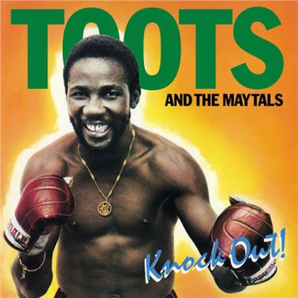 Toots & The Maytals - Knock Out (Music On Vinyl, 2020 Reissue, LP)