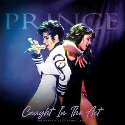 Prince - Caught In The Act (2 CDs)