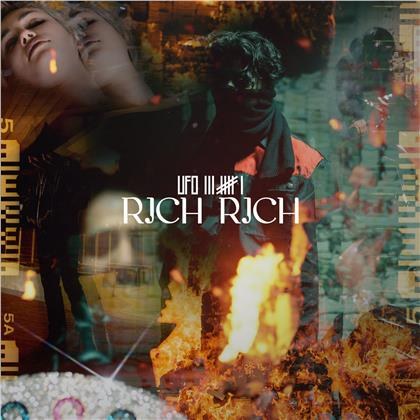 Ufo361 - Rich Rich (2 LPs)