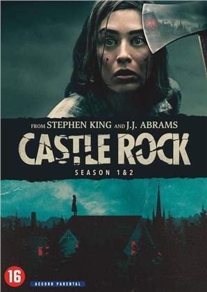 Castle Rock - Saisons 1 & 2 (6 DVDs)