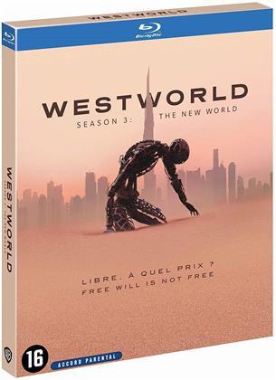 Westworld - Saison 3 (3 Blu-rays)