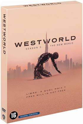 Westworld - Saison 3: The New World (3 DVD)