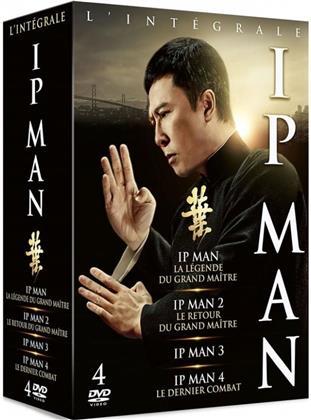 Ip Man 1-4 - L'intégrale (4 DVD)