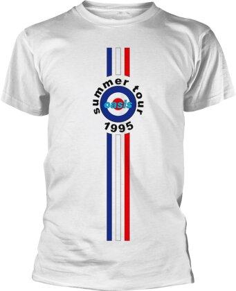 Oasis - Stripes 95 (White)