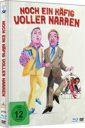 Noch ein Käfig voller Narren (1980) (Limited Edition, Mediabook, Blu-ray + DVD)
