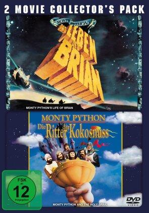 Monty Python - Das Leben des Brian / Monty Python - Die Ritter der Kokosnuss (Collector's Edition, 2 DVDs)