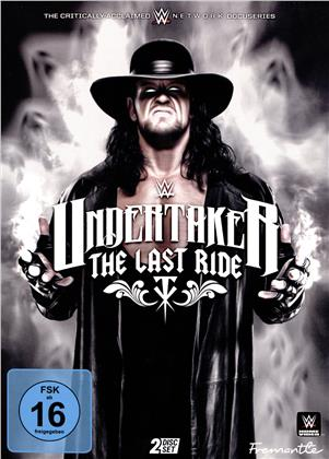 WWE: Undertaker - The Last Ride (Limited Edition, 2 DVDs)