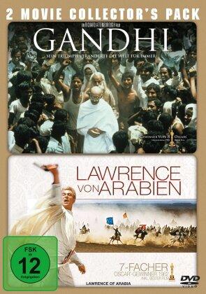 Gandhi / Lawrence von Arabien (Collector's Edition, 2 DVD)