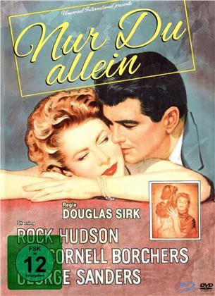Nur du allein (1956) (Mediabook, Blu-ray + DVD)