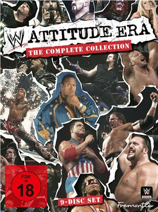 WWE: The Attitude Era - The Complete Collection Vol. 1-3 (3 DVDs)