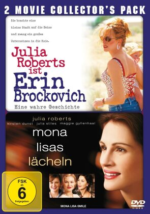 Erin Brokovich / Mona Lisas Lächeln (Collector's Edition, 2 DVD)