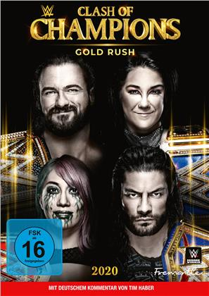 WWE: Clash Of Champions 2020 (2 DVDs)