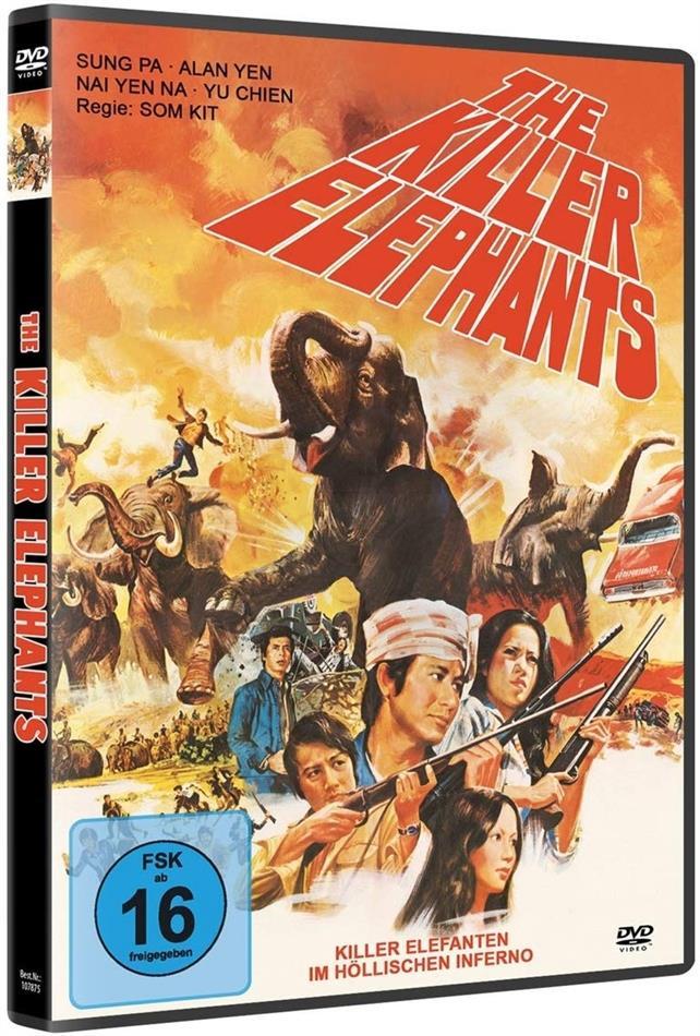 The Killer Elephants (1976)