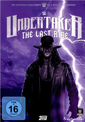 WWE: Undertaker - The Last Ride (2 DVDs)