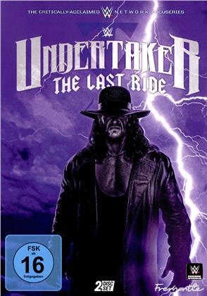 WWE: Undertaker - The Last Ride (2 DVDs)