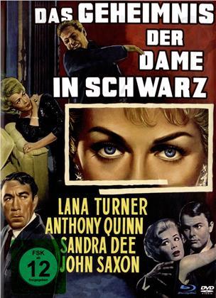 Das Geheimnis der Dame in Schwarz (1960) (Mediabook, Blu-ray + DVD)