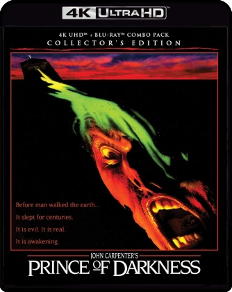 Prince Of Darkness (1987) (Collector's Edition, 4K Ultra HD + Blu-ray)
