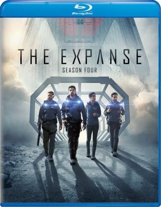 The Expanse - Season 4 (3 Blu-rays)