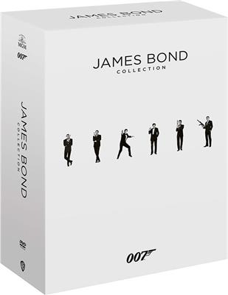 James Bond Collection (24 Blu-ray)