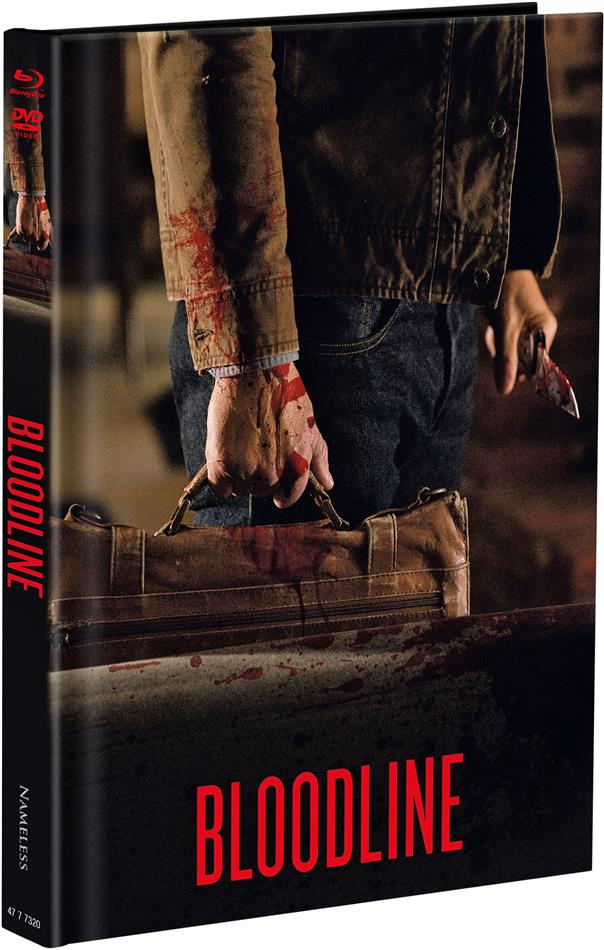 Bloodline (2018) (Cover D, Limited Edition, Mediabook, Blu-ray + DVD)