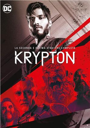Krypton - Stagione 2 (2 DVDs)