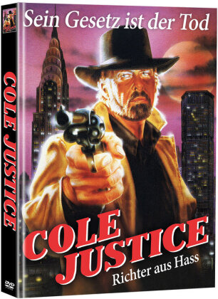 Cole Justice (1989) (Limited Edition, Mediabook, 2 DVDs)