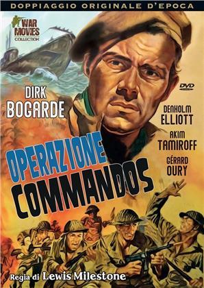 Operazione commandos (1954) (War Movies Collection, Doppiaggio Originale D'epoca)