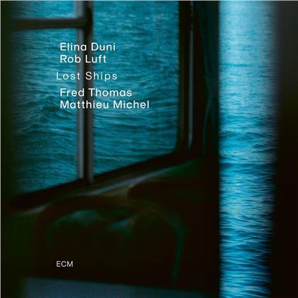 Elina Duni, Rob Luft, Fred Thomas & Matthieu Michel - Lost Ships