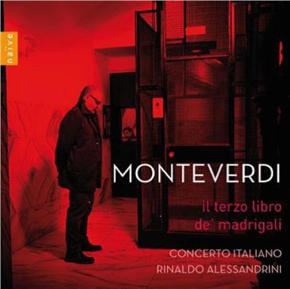 Concerto Italiano, Claudio Monteverdi (1567-1643) & Rinaldo Alessandrini - Il Terzo Libro De' Madrigali