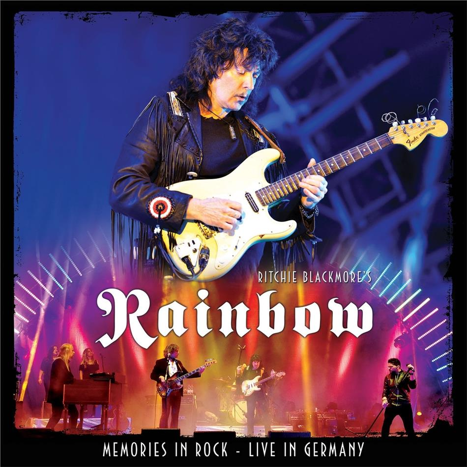 Rainbow - Memories In Rock - Live In Germany (2020 Reissue, Colored, 3 LPs)