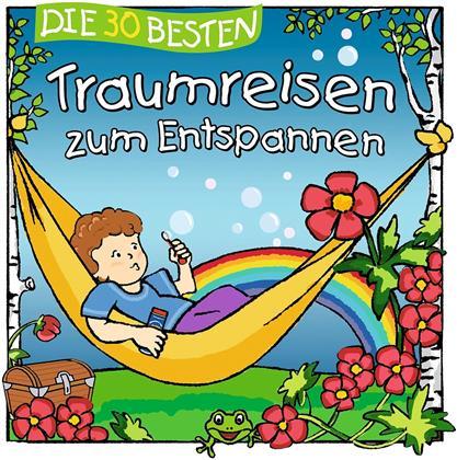 Sabine Seyffert - Die 30 Besten Traumreisen Zum Entspannen (3 CDs)