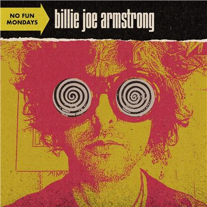 Billie Joe Armstrong (Green Day) - No Fun Mondays (LP)