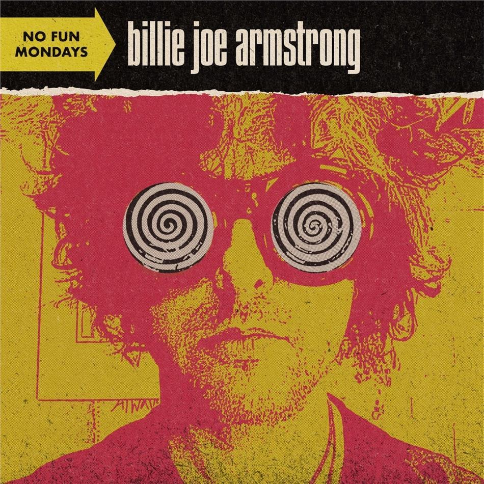 Billie Joe Armstrong (Green Day) - No Fun Mondays (LP)