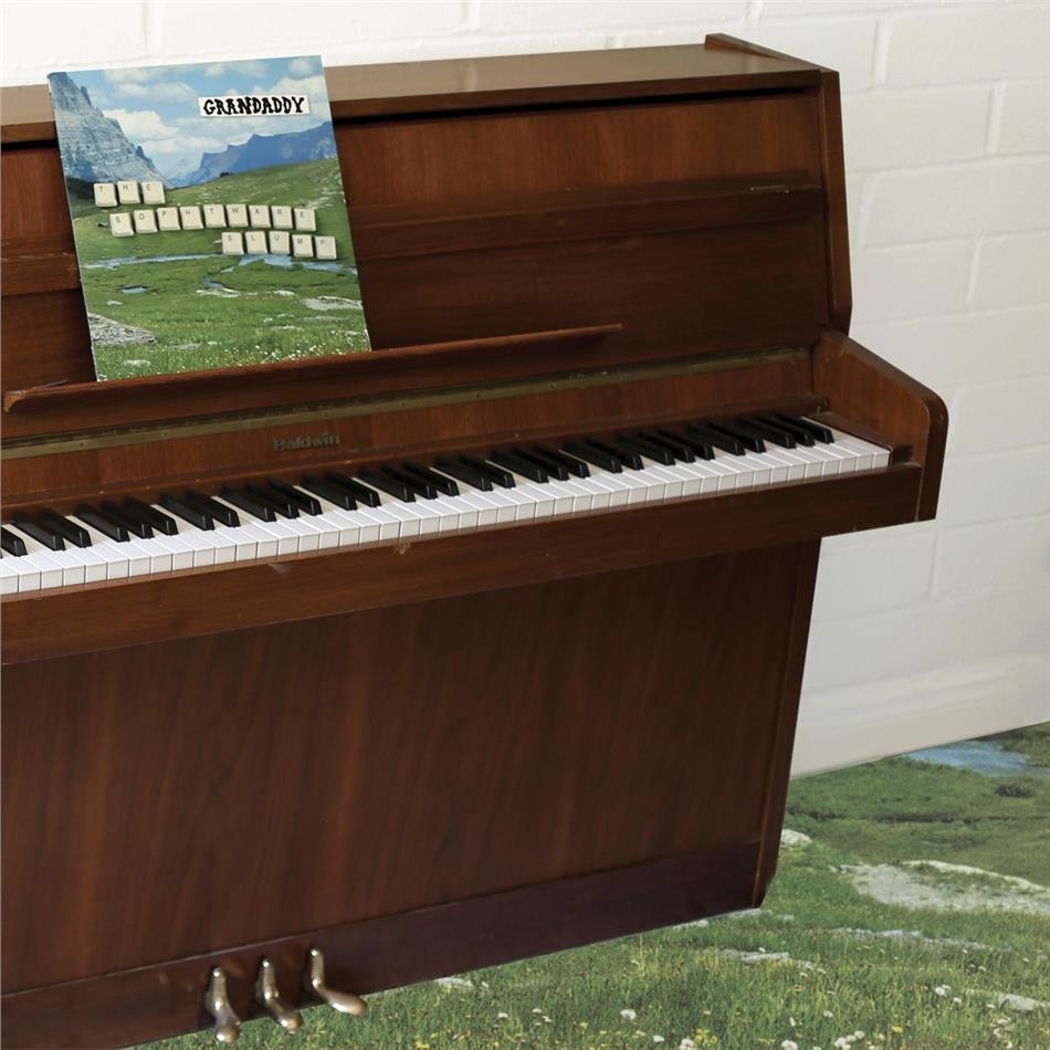 Grandaddy - The Sophtware Slump On A Wooden Piano