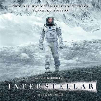 Hans Zimmer - Interstellar - OST (2020 Reissue, Watertower Music, Extended Edition, 2 CD)