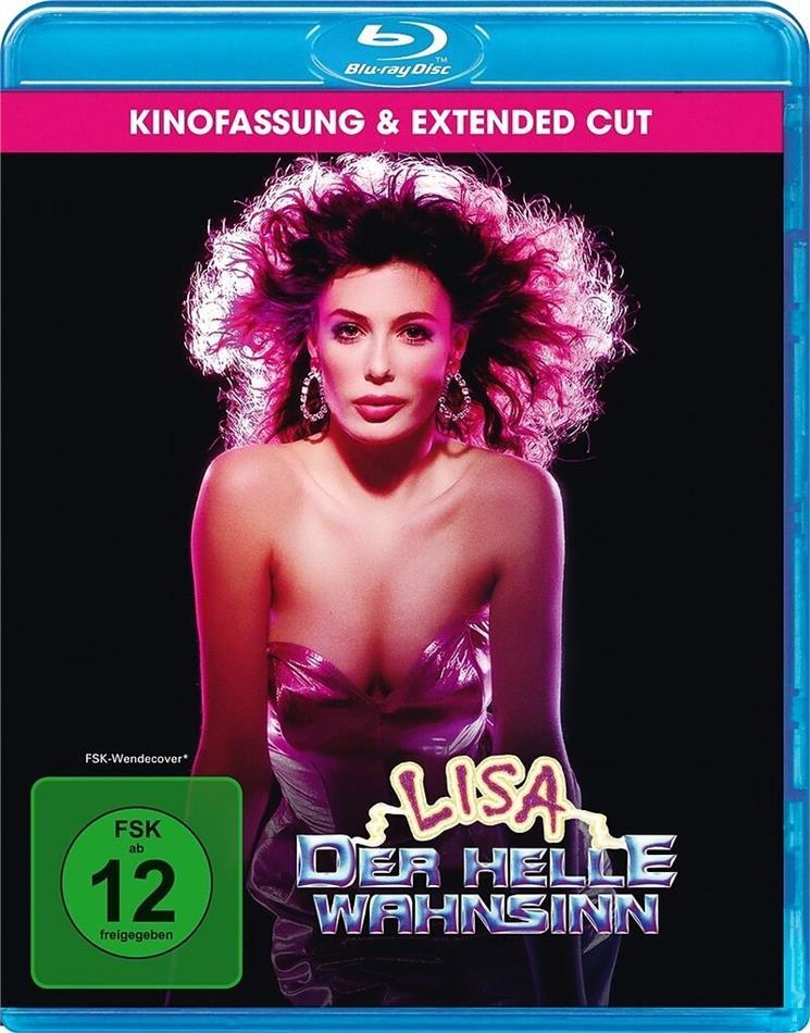Lisa - Der helle Wahnsinn (1985) (Extended Edition, Kinoversion, 2 Blu-rays)