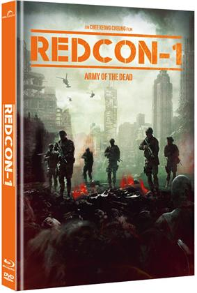 Redcon-1 - Army of the Dead (2018) (Cover A, Limited Collector's Edition, Mediabook, Uncut, Blu-ray + DVD)