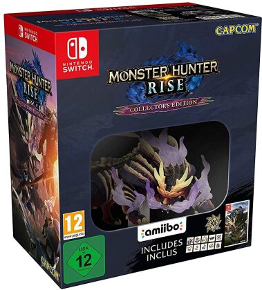 Monster Hunter Rise (Édition Collector)