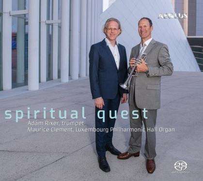 Adam Rixer & Maurice Clement - Spiritual Quest (Hybrid SACD)