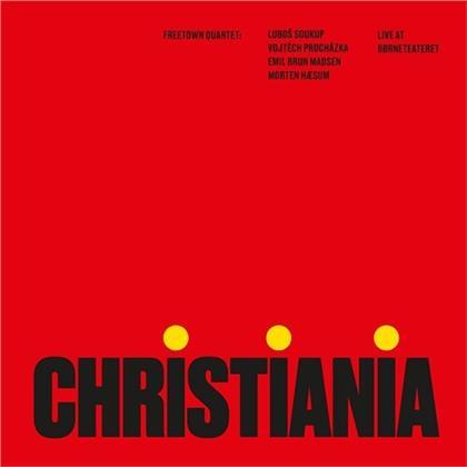 Freetown Quartet - Christiana (LP)