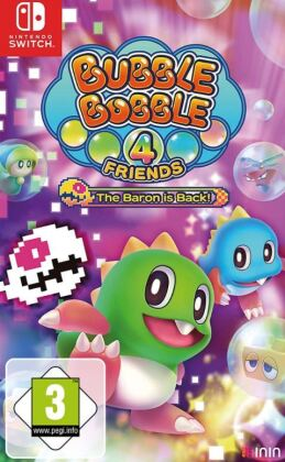 Bubble Bobble 4 Friends - The Baron is Back!
