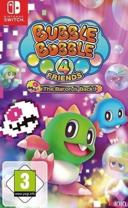 Bubble Bobble 4 Friends - The Baron is Back!