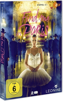 Find me in Paris - Staffel 3.1 (2 DVDs)