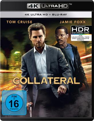 Collateral (2004) (4K Ultra HD + Blu-ray)